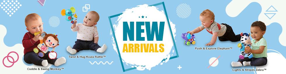 VTech Toys New Arrivals