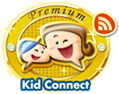 Premium Kid Connect Included