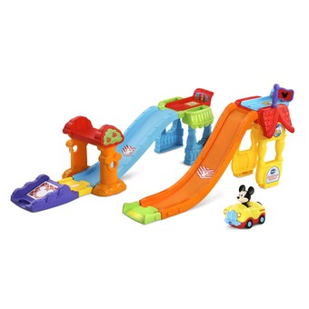 Go! Go! Smart Wheels® Mickey Ramps Fun House™