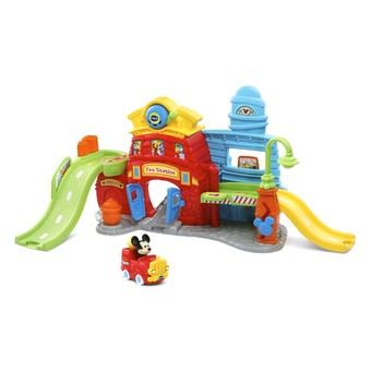 Go! Go! Smart Wheels® Mickey Silly Slides Fire Station™