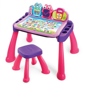 Touch & Learn Activity Desk™ Deluxe Pink