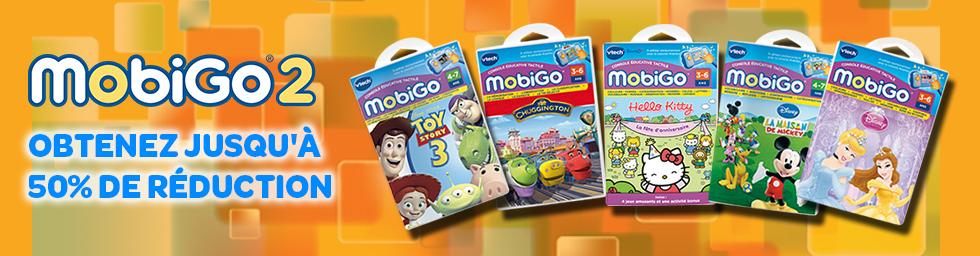 Mobigo - Obtenez jusqu'à 50% de réduction
