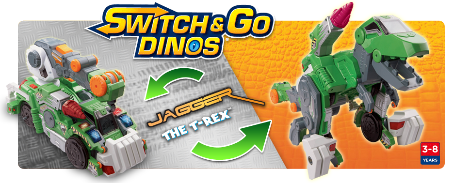 Switch and Go Dino | J...