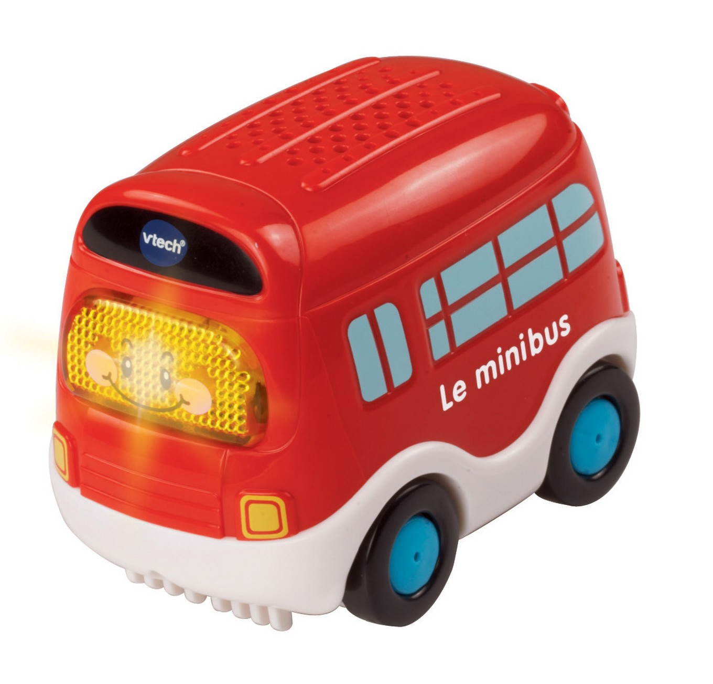 Tut Tut Bolides Marcus le Minibus Vtech : King Jouet, Les autres véhicules