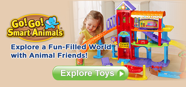Explore a Fun-Filled World with Animal Friends!