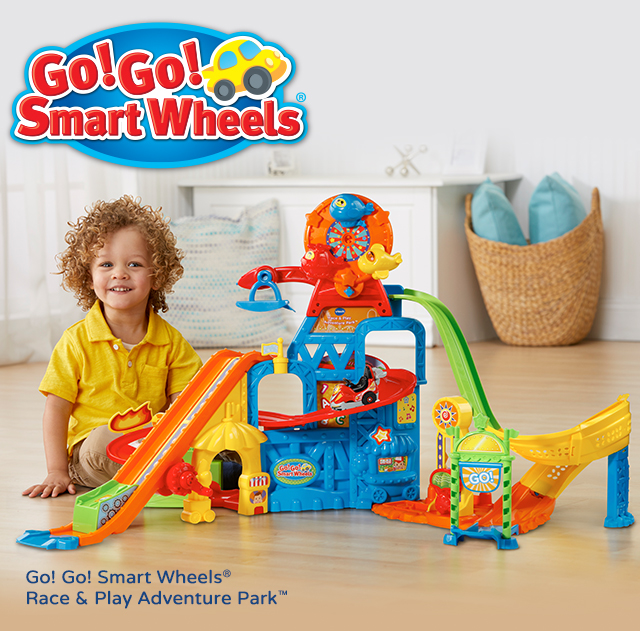 vtech go go smart wheels ultimate rc speedway manual