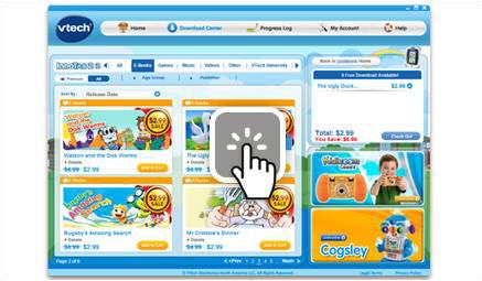 kidizoom smartwatch download games