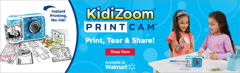 Kidizoom Print Cam