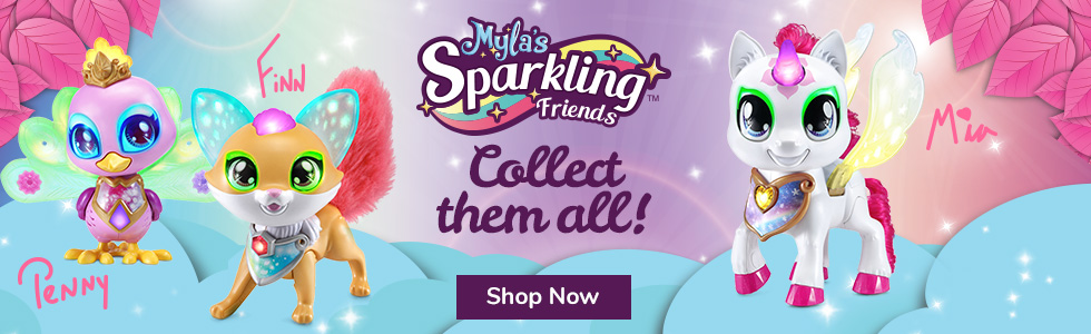 Mylas Sparkling Friends