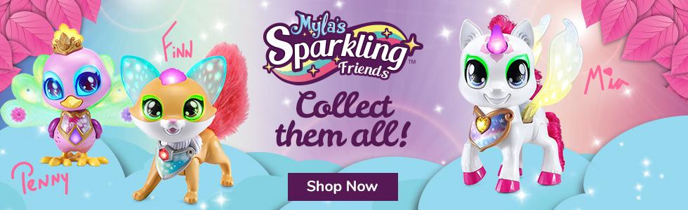 Mylas Sparkling Friends