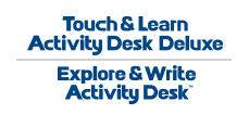 Touch & Learn Activity Desk - brand logo