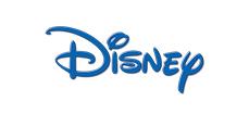 Disney - brand logo