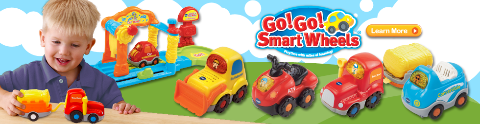 Go! Go! Smart Wheels