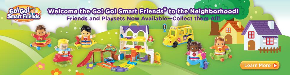 Go! Go! Smart Friends