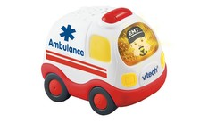 Go! Go! Smart Wheels - Ambulance