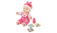 Baby Amaze™ Learn to Talk & Read Baby Doll™