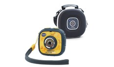 Kidizoom Action Cam Yellow/Black + Accessory Case