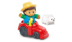 Go! Go! Smart Friends - Farmer Joe & his Farming Set