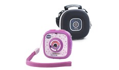 Kidizoom Action Cam Purple + Accessory Case