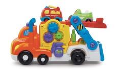 Tut Tut Bolides - Mon super camion transporteur  (version française)