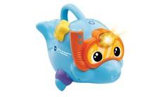 Aldo, le dauphin à jets d