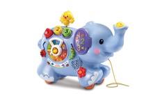 Trompette, Mon éléphant des découvertes (version française)