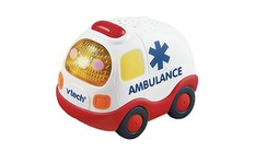Tut Tut Bolides Clemence, SOS ambulance (version française)
