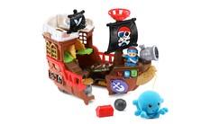 Super bateau pirate 2 en 1 (version française)