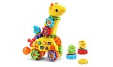 Zooz- Ma girafe à engrenages magiques (version française)