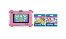 Offre groupée en prime de la tablette InnoTab 3S Plus Rose (version française)